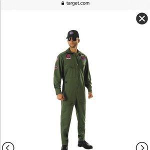 Top Gun Jumpsuit Costume